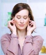 按摩手法 10个耳部按摩法助健康补足肾气