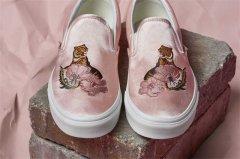 Vans 推出全新加州风情刺绣鞋款及服装系列